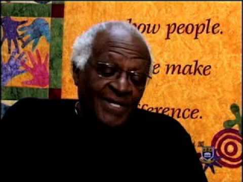 Desmond Tutu on the South African Education Program