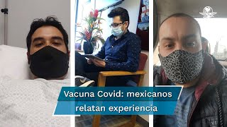 Los mexicanos que participan en los ensayos clínicos de la vacuna Covid de Pfizer argumentan que la mayoría de los jóvenes no se cuidan, no lo toman en serio, no les importa cuidar a los demás