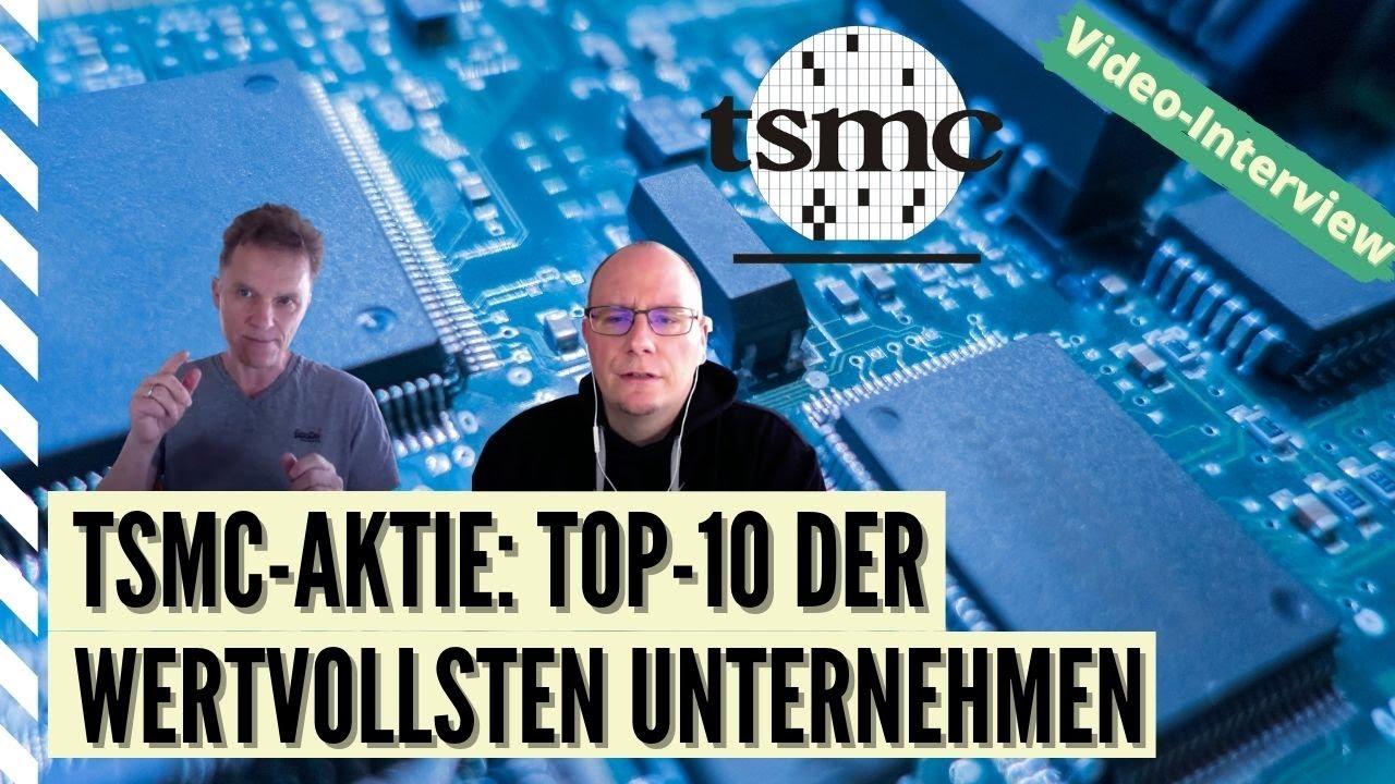 """""""HGI meets Finanzrocker"""" - Video zum weltgrößten Chip-Hersteller TSMC"""