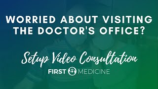 Worried About Visiting the Doctor's Office? Have a Video Consultation With Medical Professionals