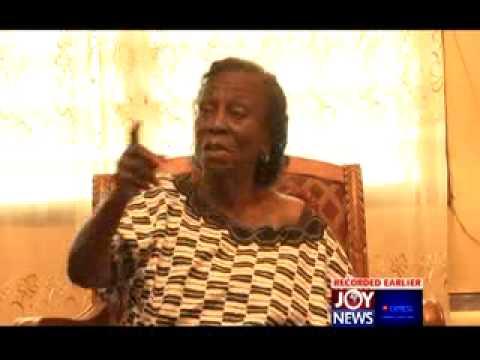 Mary Opoku Agyeman - Personality Profile Friday on Joy News (7-3-14)