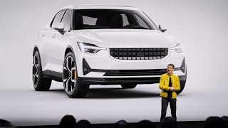 Polestar 2 Reveal  | 100% electric | full presentation 40 min |