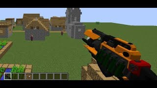 Cara Membuat Senjata Mematikan di Minecraft