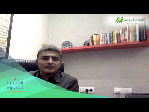 Aarav Infotech  | Web Development & Design Testimonial by Accord Equips