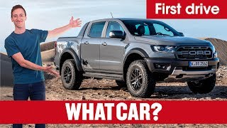 2019 Ford Ranger Raptor review – the most exciting pick-up on sale? | What Car?