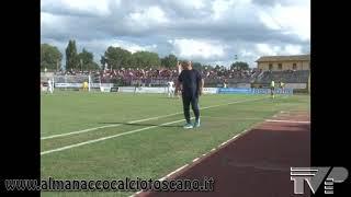Serie D Girone E Sangiovannese-Aquila Montevarchi 1-0 Il colore del derby