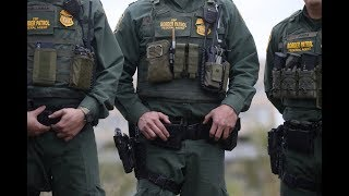 At Yuma border crossing, authorities see more 'family units' taking risks