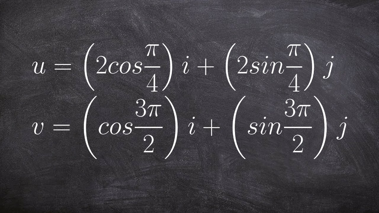 how to find the distance between two vectors