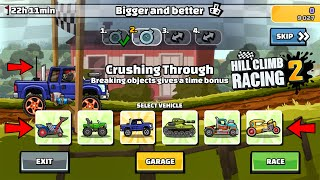 HILL CLIMB RACING 2 - 37685 POINTS IN BIGGER AND BETTER GAMEPLAY