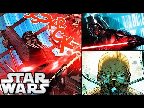 Download Youtube: How Darth Vader Fought an Inquisitor at the Jedi Temple (CANON) - Star Wars Explained