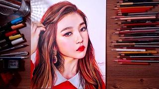 Red Velvet: Joy - Rookie Speed Drawing | drawholic