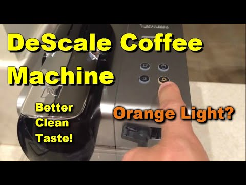 How To Clean Your Delonghi Nespresso Coffee Machine With