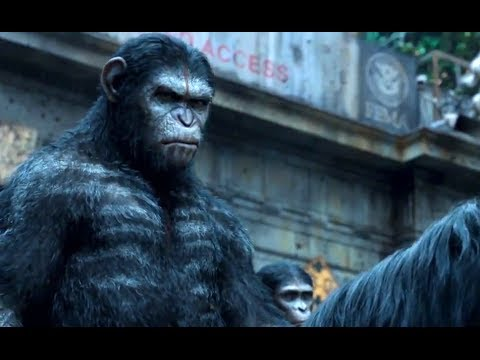 Dawn Of The Planet Of The Apes Official TV Spot #1 (2014) Gary Oldman HD