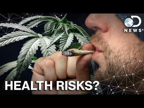 Is Weed Actually Bad For You?
