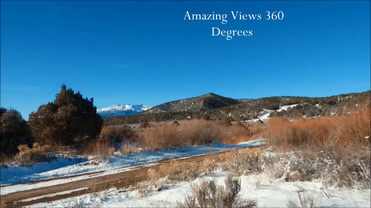 1.68 Acres With Stunning Mountain Views in CO