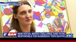 New Social Media Challenge Responsible for Teen Deaths