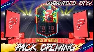 Pack Openning In Fifa