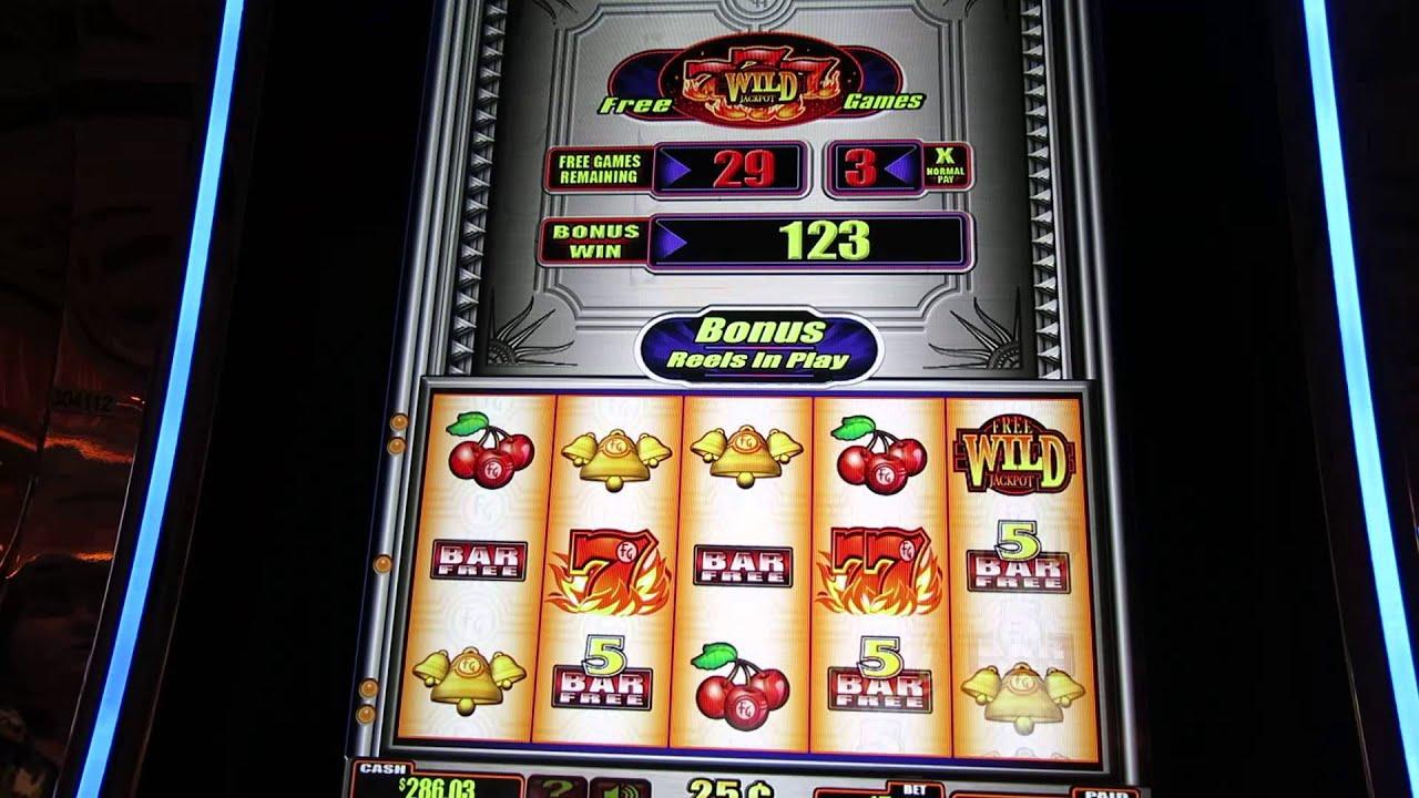 Bonus slot machine 2016