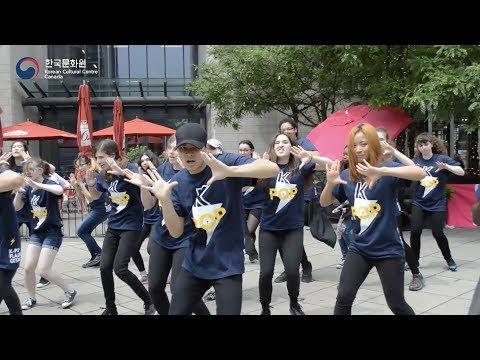K-pop Flashmob 2017 Ottawa [BTS- Not Today]