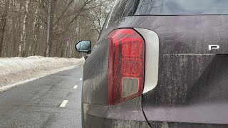 Hyundai Palisade - мотор от Santa Fe вытянет? Разгон 0 - 100