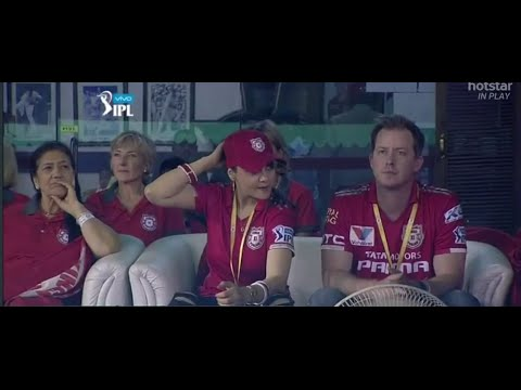 Preity Zinta With Husband Gene Goodenough  SpottedTogether At Her Team'S IPL Match thumbnail