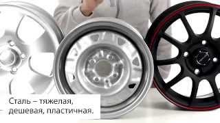 Как выбрать колесные диски?