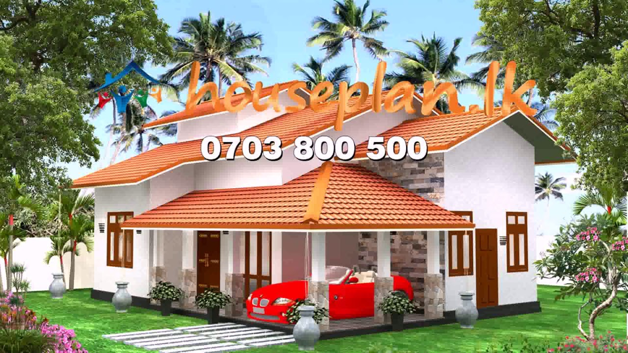 Modern house plans with photos in sri lanka youtube for Modern house plans designs in sri lanka