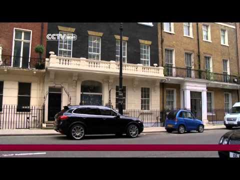Fears of a Housing Bubble in London's Property Market