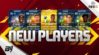 MORE NEW PLAYERS! w/ MONTREAL DROGBA AND THE FINAL TOTS MLS! | FIFA 15