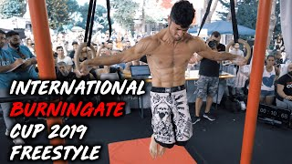 INTERNATIONAL BURNINGATE CUP 2019 - FREESTYLE