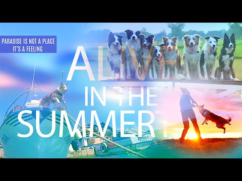 A IN THE SUMMERTIME  summer 2015 ♡
