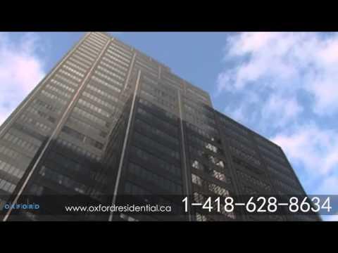 Quebec City Apartment Montserrat 3440 de la Concorde, Limoilou, C1L 4X8 - Oxford Residential
