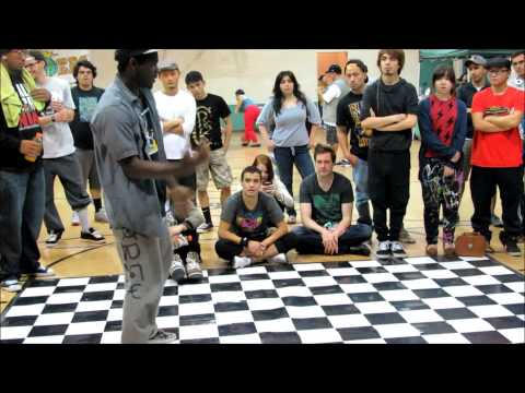 EJ vs Xcelerate @ The GR818ERS Flava Of The Month (Feb 2013)