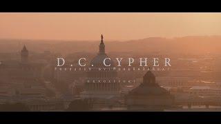 "Washington DC Rap Artist | DC CYPHER ""IAM DC"" Washington DC Music Artists (Prod by @MoneOnDaBeat)"