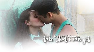Hannah & Zach - Take What I Can Get