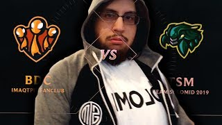 VERSUS TEAM SOLOMID! CLASH ft. HOTSHOTGG, RIOT KOBE, SHIPHTUR, VNASTY
