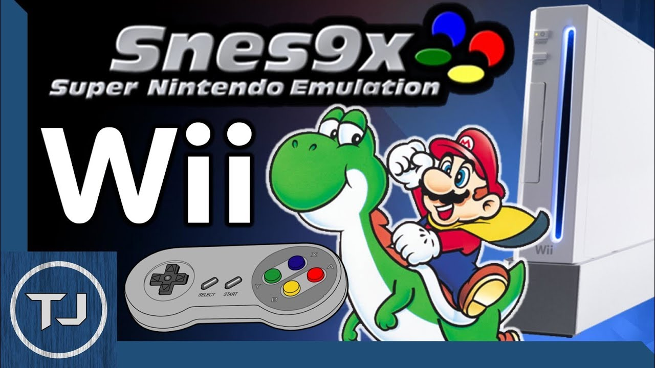 Wii Roms Google: Wii How To Install SNES Emulator [DOWNLOAD] (SNES9XGX