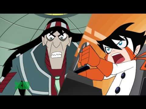 Super Robot Monkey Team Hyper Force Go! 21 Episode Hunt for the Citadel of Bone FullHD
