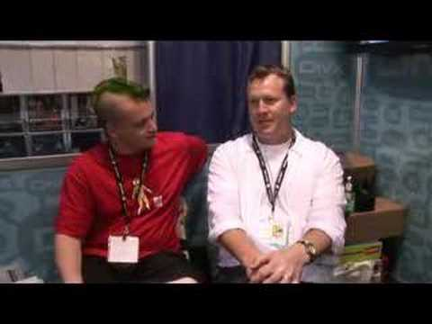 MST3K's Mike Nelson - Comic-Con interview with Mattzog