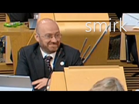 Scottish Greens (SNP Jr.) squirm as Ruth Davidson highlights their IndyRef2 hypocricy