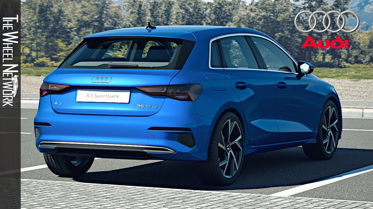 2021 Audi A3 Sportback - Operating Experience - YouTube