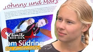 Voll verknallt: Marie (14) schreibt peinliche Liebesgeschichten | Die Familienhelfer | SAT.1 TV