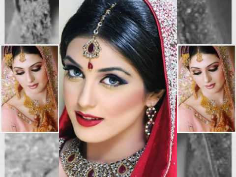 Best Bridal Makeup 2017 : Best Pakistani Bridal Makeup 2017 - YouTube