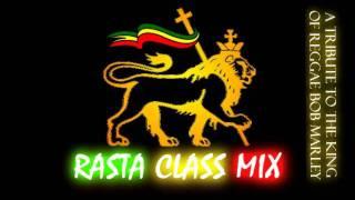 Reggae/Dancehall Rasta Class Mega Mix 2011 - Ft. Bob Marley, Barrington Levy