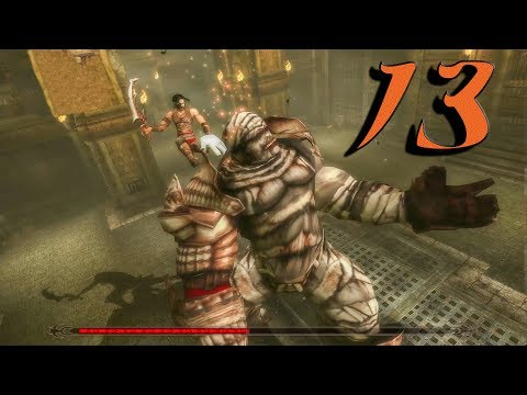 Thrall Monster & Sixth And Seventh Life Upgrade - Prince Of Persia: Warrior Within - Part 13
