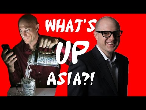 What's Up Asia?! with Steve Miller of Asia News Weekly