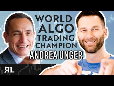 What Can we Learn from 4 Time World Algo Trading Champion? / Jerremy's Interview of Andrea Unger