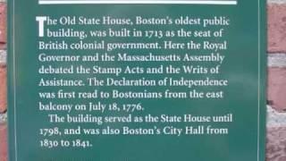 boston walking the freedom trail