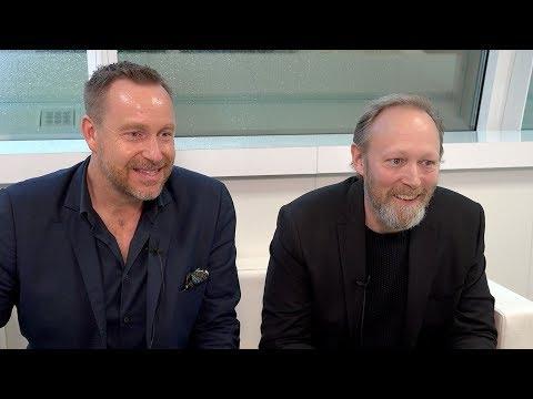 Ride Upon the Storm's Adam Price & Lars Mikkelsen
