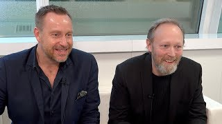 Ride Upon the Storm's Adam Price & Lars Mikkelsen